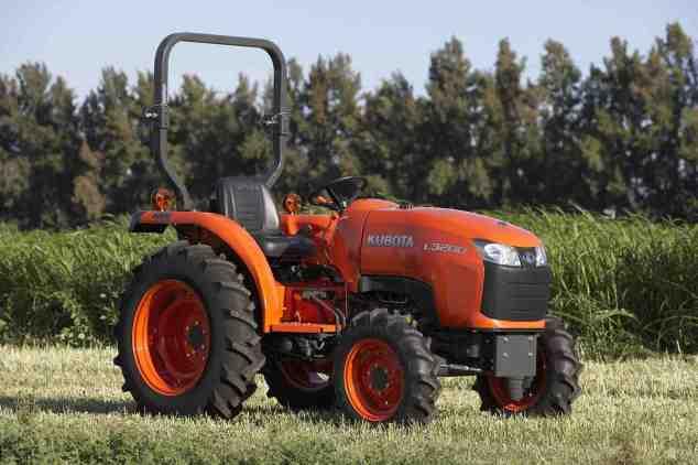 Kubota-tractor